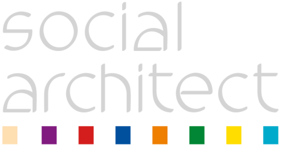 Logo Social Architect black